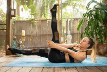 Yoga/Übungen