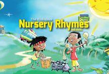 Cool Nursery Rhymes / Fresh new take on traditional nursery rhymes