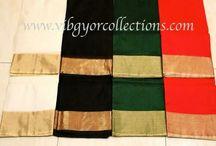 Silk kota sarees / Pure silk kota sarees @ www.vibgyorcollections.com