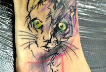 tetování / oblíbené tetování