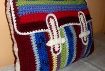 táskák / horgolás