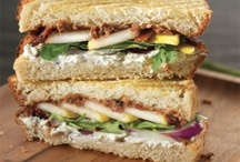 Embrace the Sandwich / Hot or cold, sandwiches are cool. While the rise of casual dining has contributed to the growth of these hand-held wonders, sandwiches have proven themselves to have great staying power with an impressive number of classic combos. This recipe section demonstrates how sandwiches can be image-makers as well as money-makers. / by Restaurant Hospitality