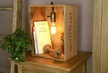 Choses à faire avec des caisses en bois
