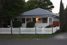 Weatherboard Houses