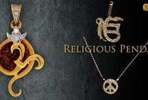 Religious Pendants / On of the beautiful religious pendants in India