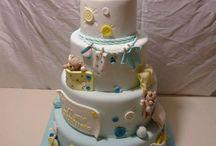cake baptism/ torta battesimo