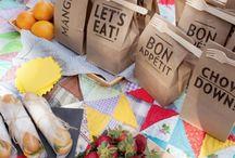 Picnic Luncheon / by Amanda Lee