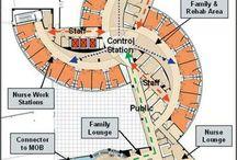 Hospital plan n bed