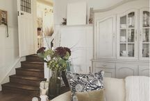 Parisian Home Inspiration / Inspiration to help you create a French Parisian inspired home interior
