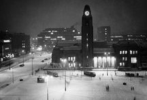 Hurmaava Hesa! / Helsingissä käyn usein, niin työmatkoilla kuin turistina