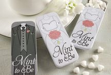 Favors and Keepsakes / fun and cute wedding favors and keepsakes for your groomsmen, bridal party, and guests