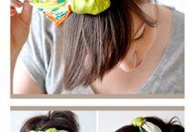 Headwear / by Ebony Monique