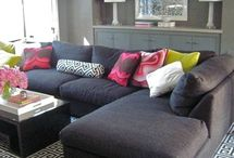 Living room stuff / by Christina Cain