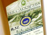 C.R.D.O.P. Les Garrigues / Reconocida desde 1975 es la primera D.O. de aceite reconocida en España y el 1996 obtuvo el reconocimiento de la Unión Europea. El Consejo Regulador está acreditado por ENAC como entidad certificadora del aceite con D.O.P. Les Garrigues desde junio de 2012.