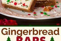 Christmas Baking and Recipes