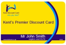 Discount Card Raffle / Kent Discount card raffle - Kent Discount Card are having a free  raffle simply click the card follow the link and answer a simple question.