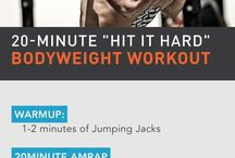 Workout / Says it all - workout