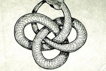 Serpent symbols&illustrations