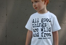 Clothes for kids.