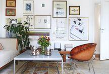 salon walls / by Belle Dame