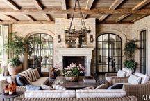 Home inside decoration