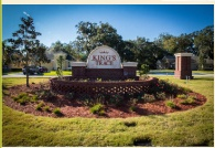 Kings Trace / King's Trace is a desirable neighborhood and location without any CDD fees.