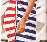 Crochê e tricô praia
