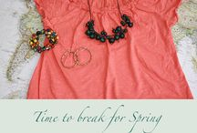 soHza look book / Awesome looks with statement pieces.  Make a statement that makes a difference