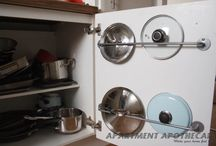 Kitchen storage / For the kitchen