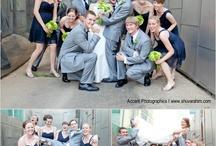 Brides, Grooms & Wedding Parties