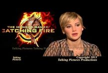 Hunger Games:Catching Fire / by Talking Pictures