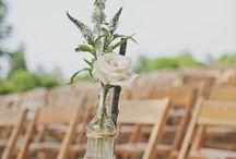 Эко стилистика свадьбы в деталях