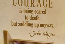 John Wayne Inspired