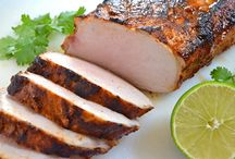 Pork Recipe Ideas / by Candice Reed