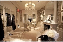 Le Office for The Chic / Hello, I'm working, sheesh!  Glamorous Work Space = Creativity  / by ||The Chicest Chicks||