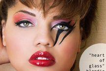 Makeup 80'erne