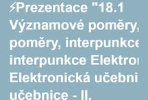 Český jazyk - mluvnice