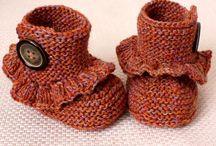 tejidos para bebé / by maria florencia martinez