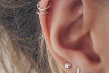 Piercings / body jewellery