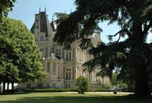 Holiday castle in Maine et Loire Valley