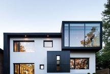 Minimalist buildings