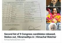 HP Election 2017