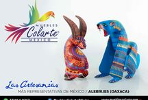 Artesanias tipicas de México / Artesanias tipicas de México