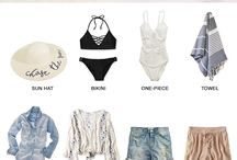 Beach tips, ideas, outfits
