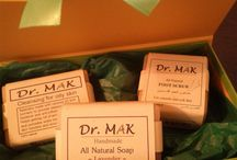 Gift ideas with natural soaps / Natural soaps in delicious gift boxes, customized elegant bags and more! There's no limit for imagination and all the combinations we can make!