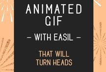 Easil Filters & Effects / Easil has awesome filters and tools for effects - including text effects, text masks (images in text). Look at this board for Pro-quality DIY Design Tips for you to use.