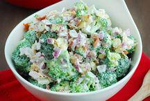 Bocolli salad