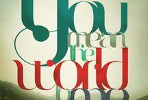 composicion tipografica