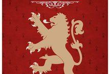 Gryffindor / Godric Gryffindor (Lions)