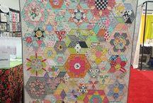 Smitten quilt